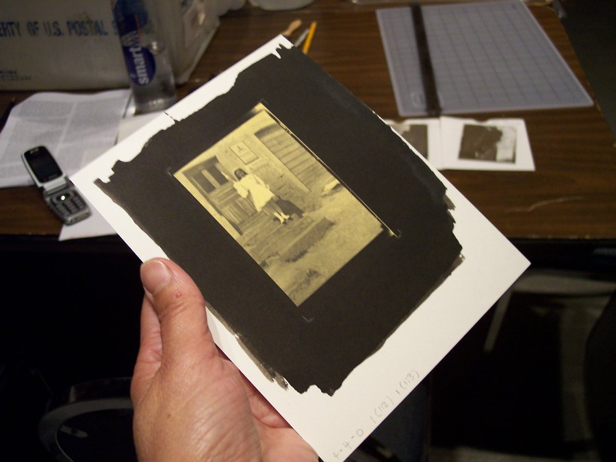 Palladium Printing Workshop image