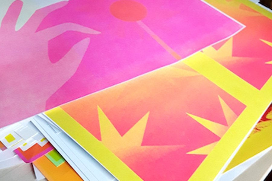 Intro to Risograph Printing image