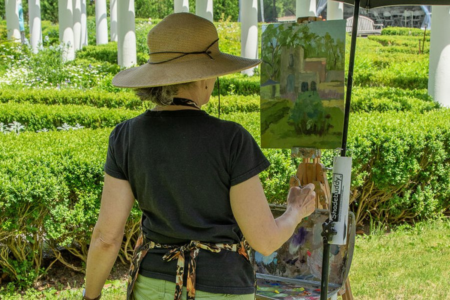 A Taste of Plein Air Painting image