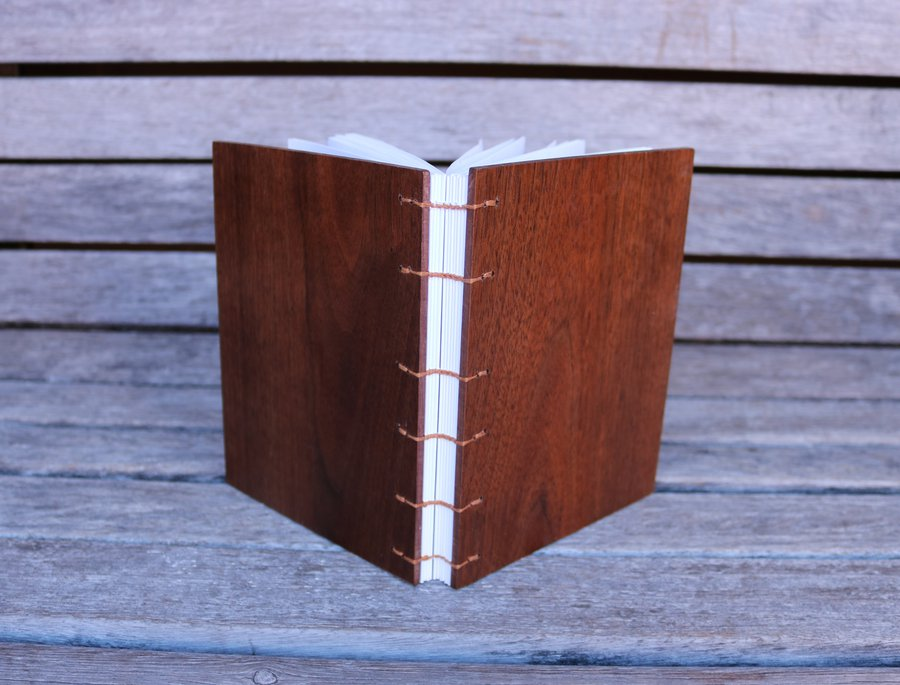 Hard Cover Coptic Binding - Online Class image