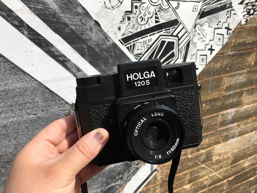 Holga Workshop image