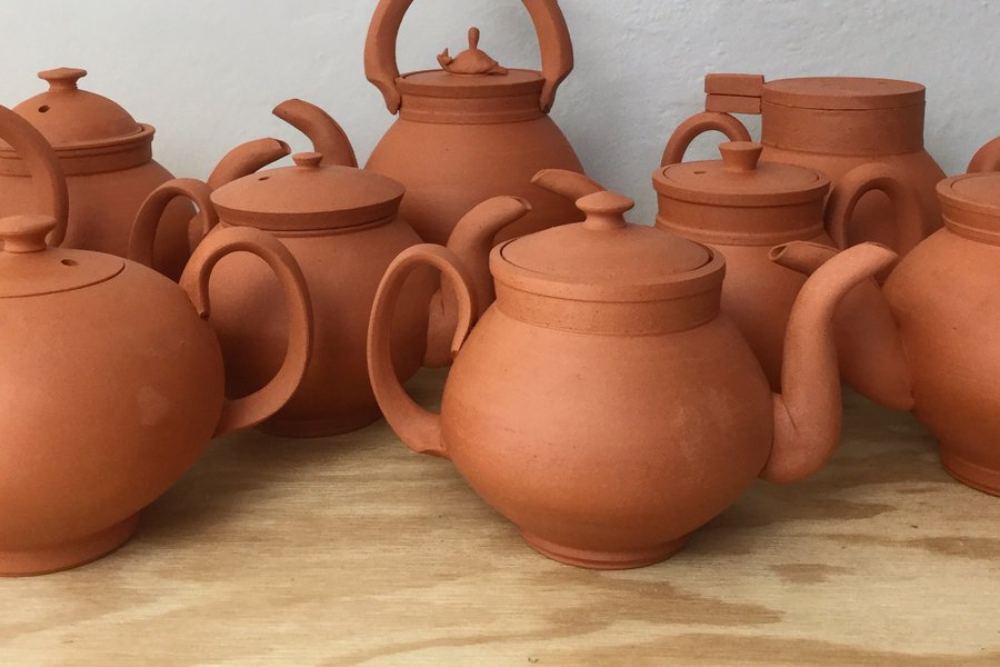 Master Class on Teapots image