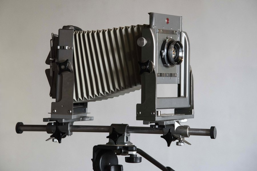 Applied 4x5: Large Format Photography image