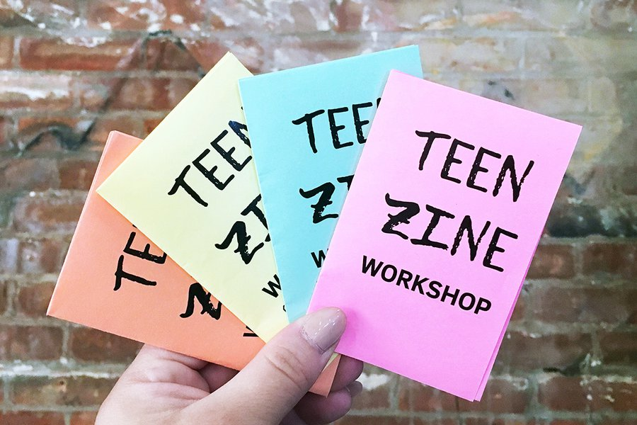 Summer Camp: Teen Zine image
