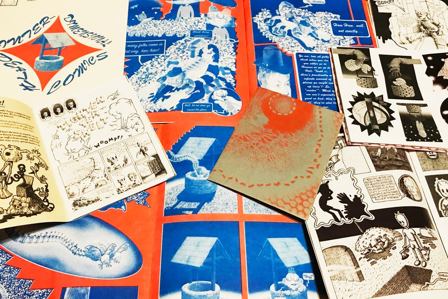 RISO: Introduction to Underground Comics image