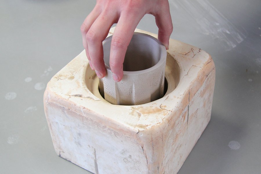 Mold Making and Slip Casting: Bowls and Platters image