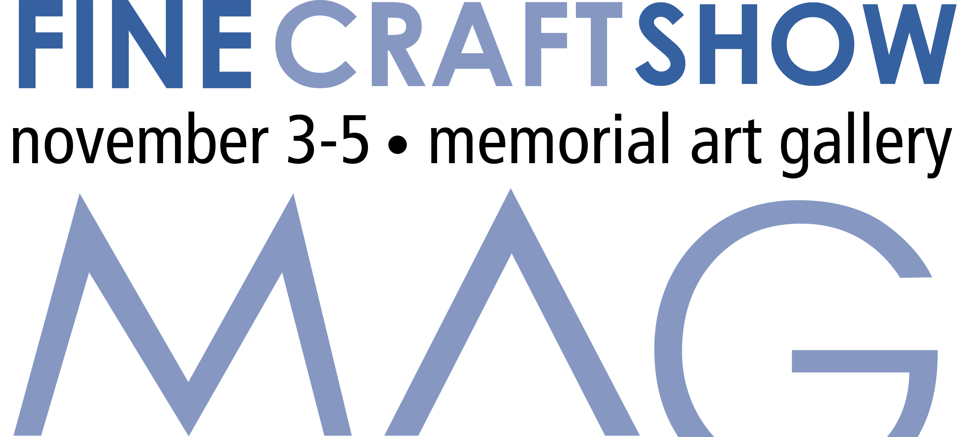 Memorial Art Gallery Fine Craft Show
